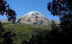 Sopka Orizaba-Ahuilizapan , Citlaltepec