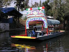 Jezero Xochimilco