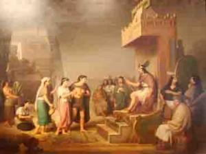 The Discovery of pulque - El Descubrimiento del pulque