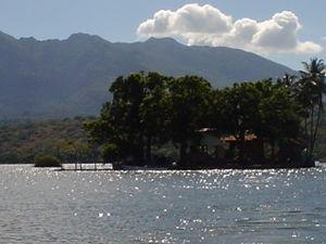 Jezero Managua