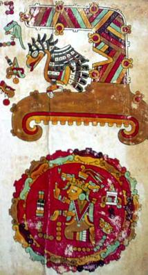 Aztécký kodex vídeňský