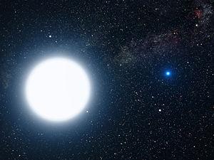 Dvouhvězda Sirios