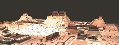 MODEL TENOCHTITLANU